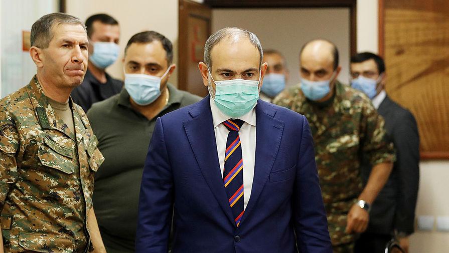 «Турки управляют операцией»: Пашинян обратился к нации