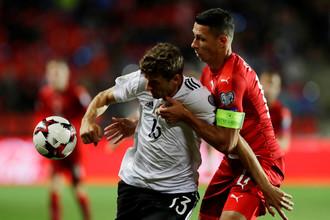 Германия очень мощна в квалификации к ЧМ-2018