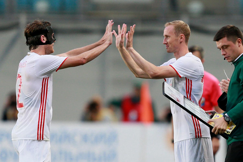 В Кубке Германии будет протестирована четвертая замена