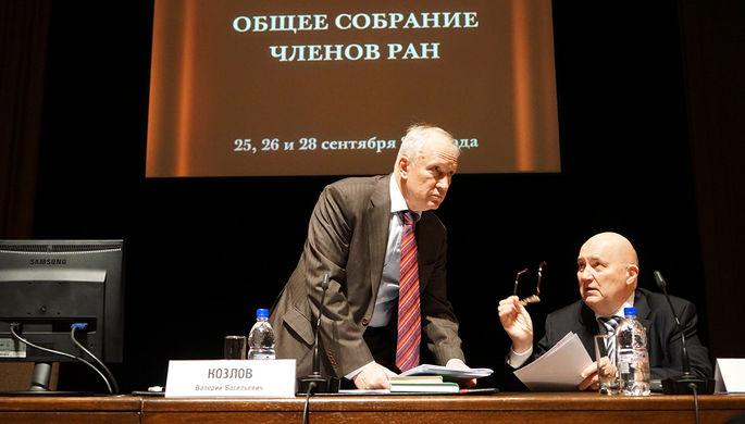 «В России наука попала в долину смерти»