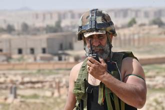 Генерал армии Сирии Иссам Захреддин
