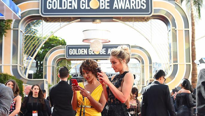 77-я церемония вручения американской кинопремии «Золотой глобус» в Лос-Анджелесе, 6 января 2020 года