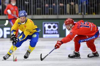 Россия против Швеции — нет ничего более принципиального