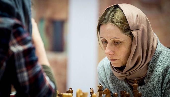 Восемь российских шахматисток сыграют во втором круге чемпионата мира