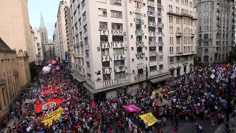 Сан-Паулу, Бразилия