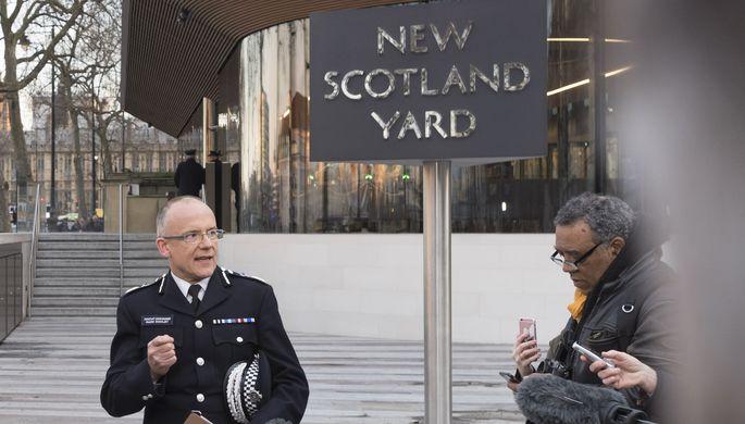 Правоохранители Великобритании намерены раскрыть тайну отравления Сергея Скрипаля