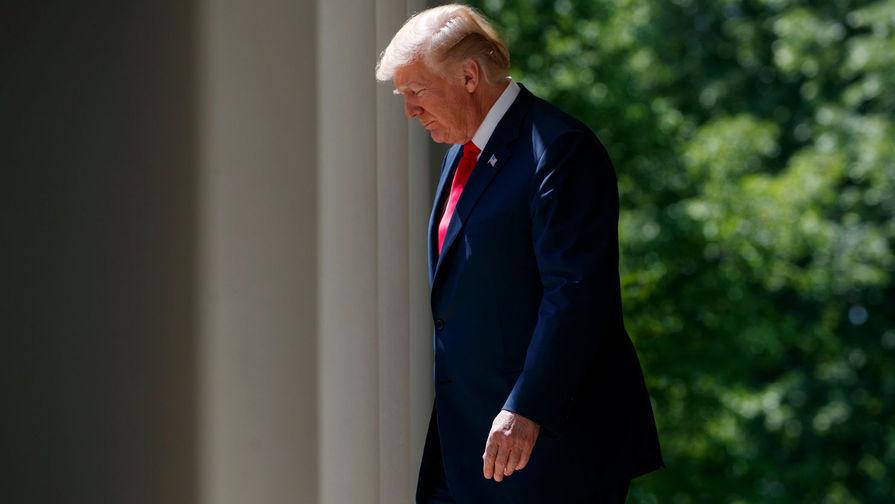 """Трамп решил выйти из """"ядерной сделки"""" с Ираном"""