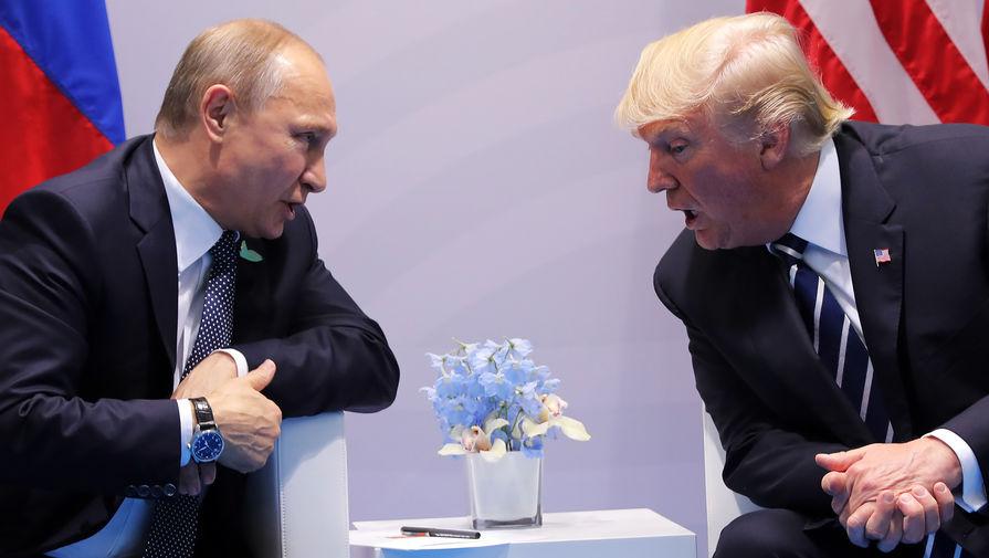 «Важное дело»: Трамп хочет посетить парад Победы в Москве