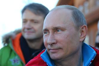 Владимир Путин внес в Госдуму законопроект о борьбе с договорными матчами