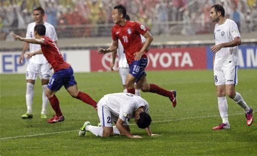 узбек футбол
