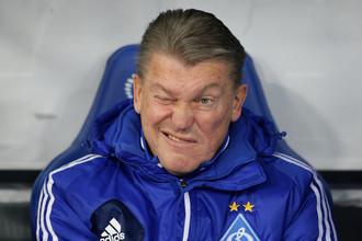 Олег Блохин серьезно разозлился на Дьемерси Мбокани, который оставил киевское «Динамо» в меньшинстве
