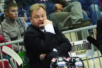 Финский тренер Ханну Йортикка вынужден был покинуть ХК «Адмирал»