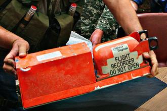 Бортовой самописец разбившегося Boeing 777