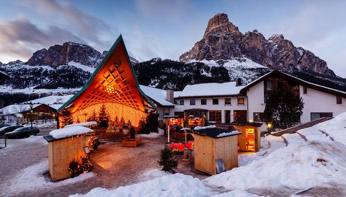 Зачем ехать в Италию на зимние каникулы