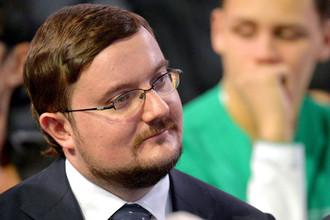 Президент «Деловой России» Алексей Репик