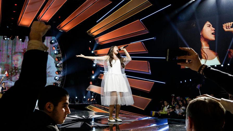 """Победившая на """"Детском Евровидении"""" россиянка рассказала о своих впечатлениях"""