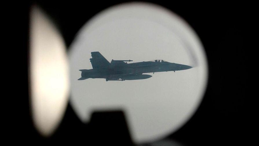Украина разрешила самолетам НАТО летать над Крымом