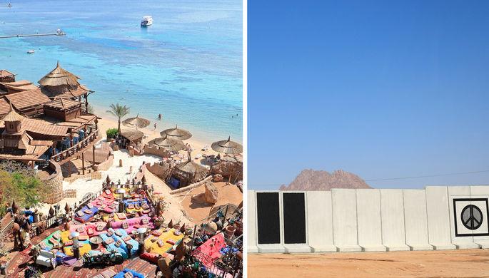 Отдых за колючей проволокой: как Египет привлекает туристов