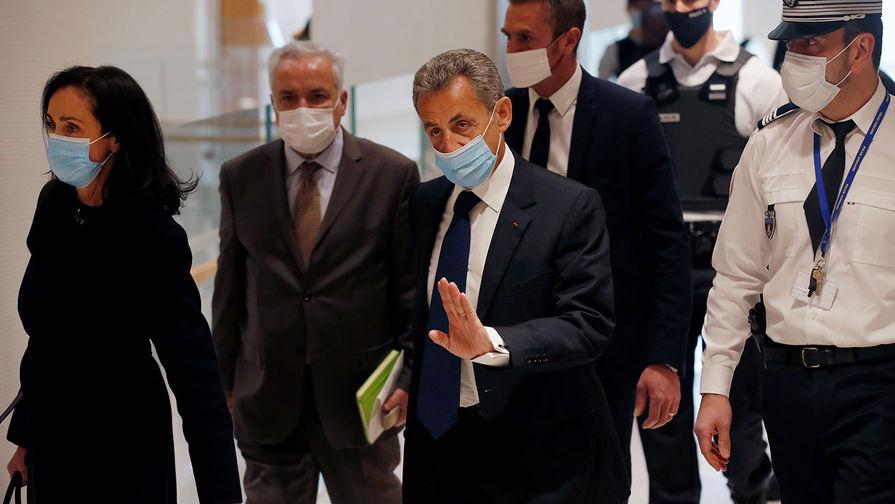 Саркози исключил возможность баллотироваться в президенты Франции