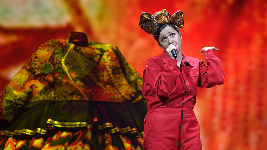 Певица Манижа (Россия)