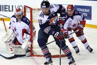ЦСКА и «Магнитка» играют в Москве