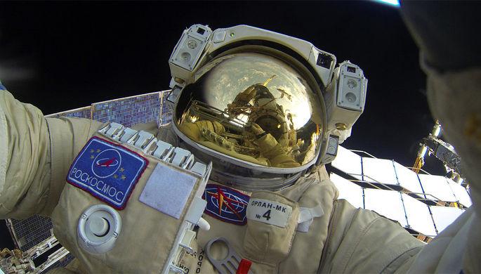 10 лет висело: космонавты забрали из космоса полотенце