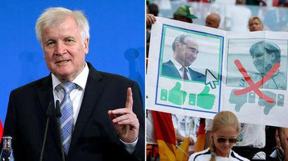Глава МВД Германии предъявит Меркель ультиматум по вопросу миграции