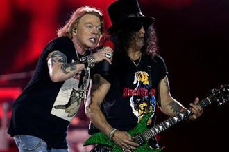 Группа Guns N' Roses ($71 млн)