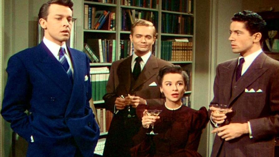 Кадр из фильма «Веревка» (1948)