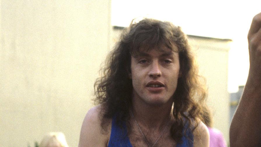 Ангус Янг, 1984 год