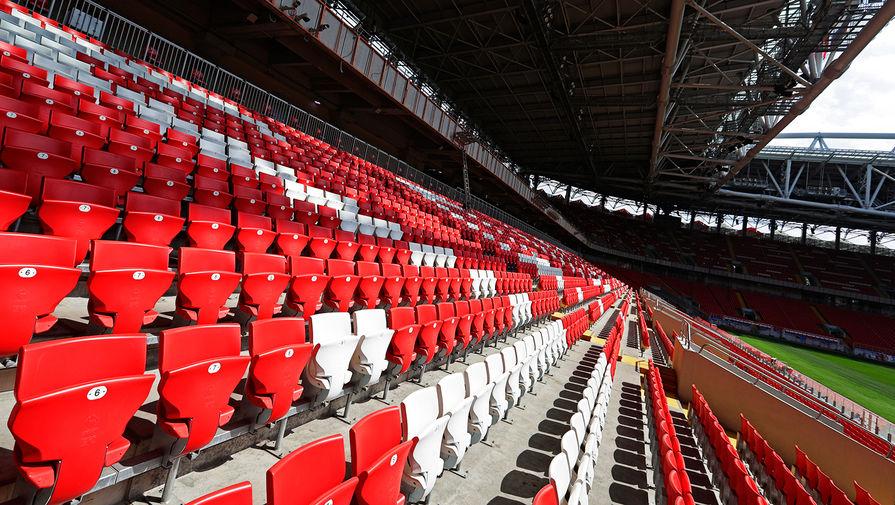 Спартак заявил, что первые домашние матчи клуба пройдут практически без зрителей