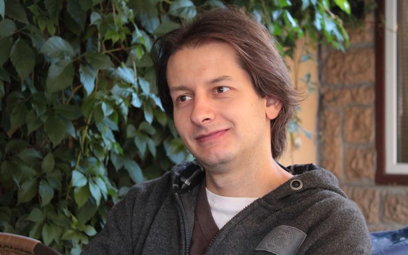 Кинорежиссер Андрей Зайцев