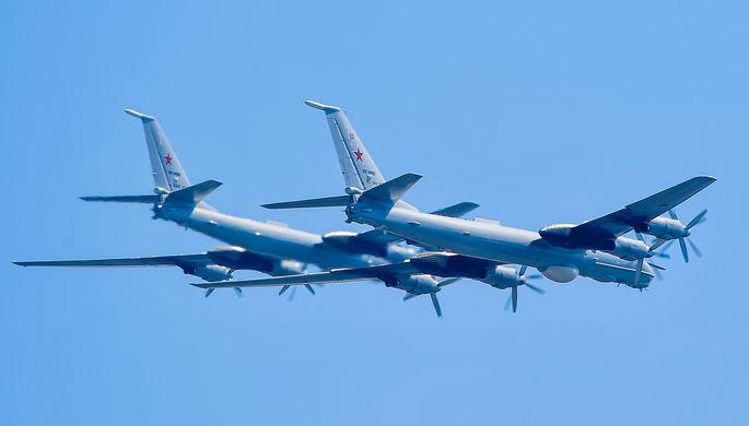 Противолодочные самолеты Ту-142