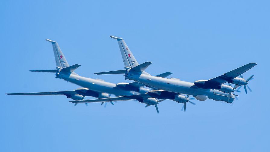 К западу от Аляски: в США и Канаде заметили российские Ту-142