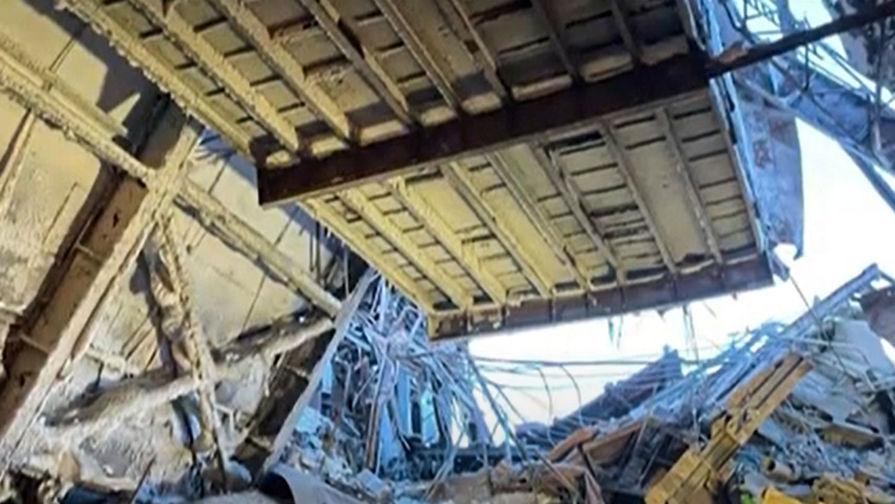Пятеро пострадавших при обрушении на фабрике в Норильске находятся в тяжелом состоянии