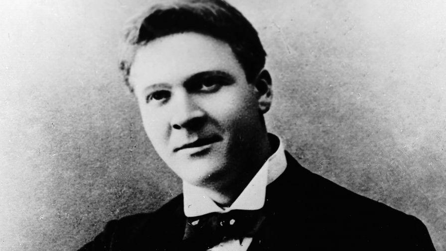 Федор Шаляпин, 1903 год