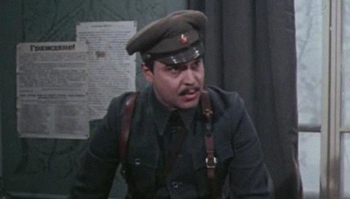 Юрий Рашкин в телефильме «Необыкновенное лето» (1979)