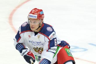 Денис Денисов перешел из СКА в ЦСКА