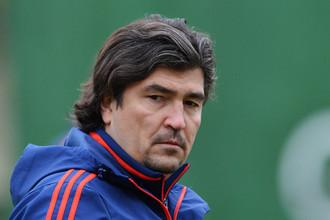 Писарев посмотрел на футболистов, которые будут играть в отборе Евро-2015