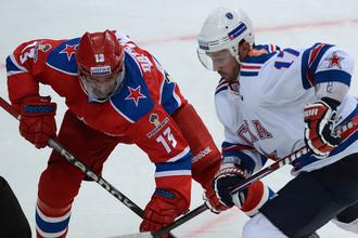 Звезды НХЛ подняли уровень КХЛ