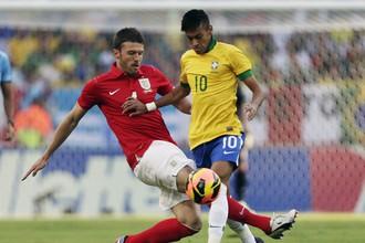 Участники матча на «Маракане» порадовали болельщиков красивыми голами