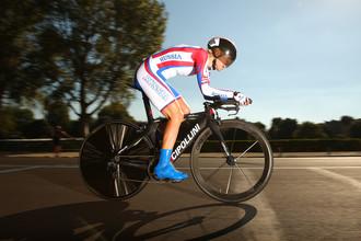 На дистанции — двукратный призер Игр в Лондоне – 2012 Ольга Забелинская