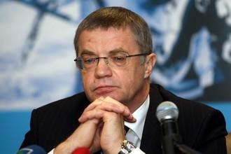 Президент КХЛ Александр Медведев не дал добро на участие российских клубов в хоккейной Лиге чемпионов