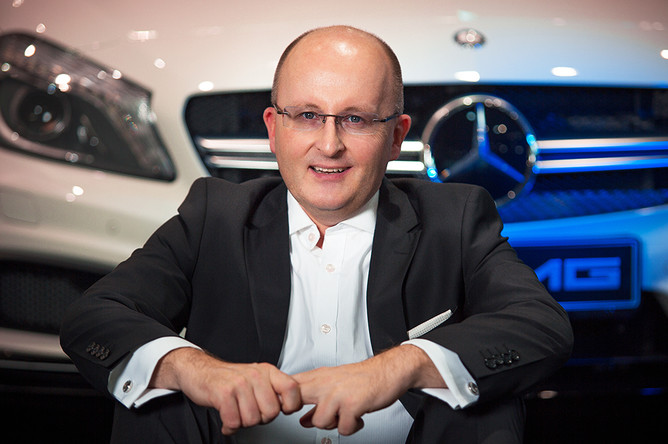 ����� Mercedes-Benz � ������ �� �����