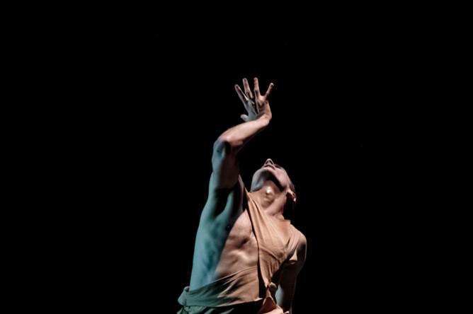 Сцена из балета «Легенда об Иосифе» Стийна Селиса