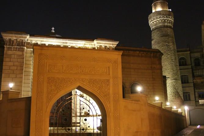 Баку. Старый город