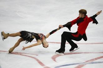 Кристина Астахова и Алексей Рогонов (Россия)