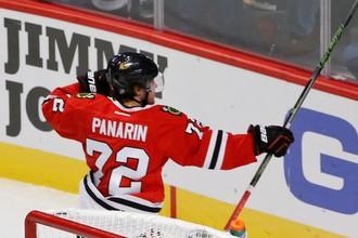 Артемий Панарин разыгрался в НХЛ