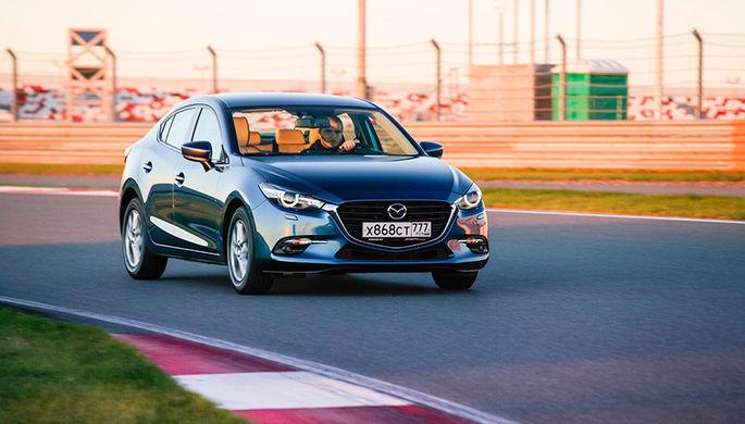 Mazda принарядилась для богатых