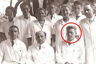 Австрийский психиатр и педиатр Ганс Аспергер